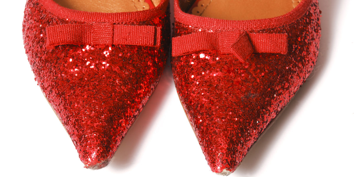 RUBY SLIPPER SYNDROME
